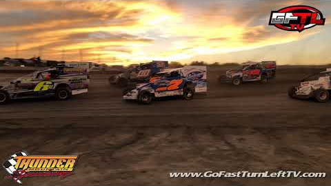 Lightning on the Mountain - Short Track Super Series - Thunder Mountain Speedway - 9/23/18